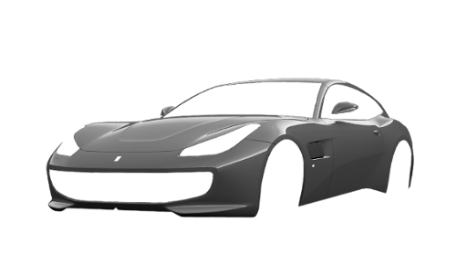 Цвета кузова GTC4lusso